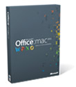 Office Professionel pour Mac 2010
