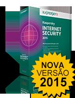 Caja Kaspersky Internet Security 2015