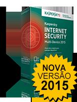Caja Kaspersky Internet Security Multi Device