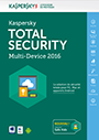 Kaspersky Total Security Multi-Device boxshot