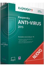 Kaspersky Anti-Virus 2015