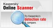 Cliquez sur l'image pour effectuer un scan en ligne