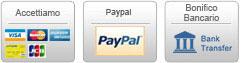 Pagamento 100% Sicuro Online